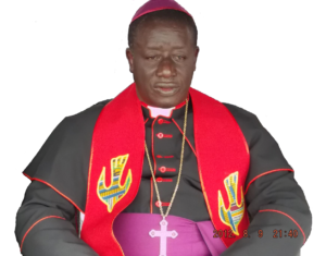 Bishop Emmanuel Dwete Darko