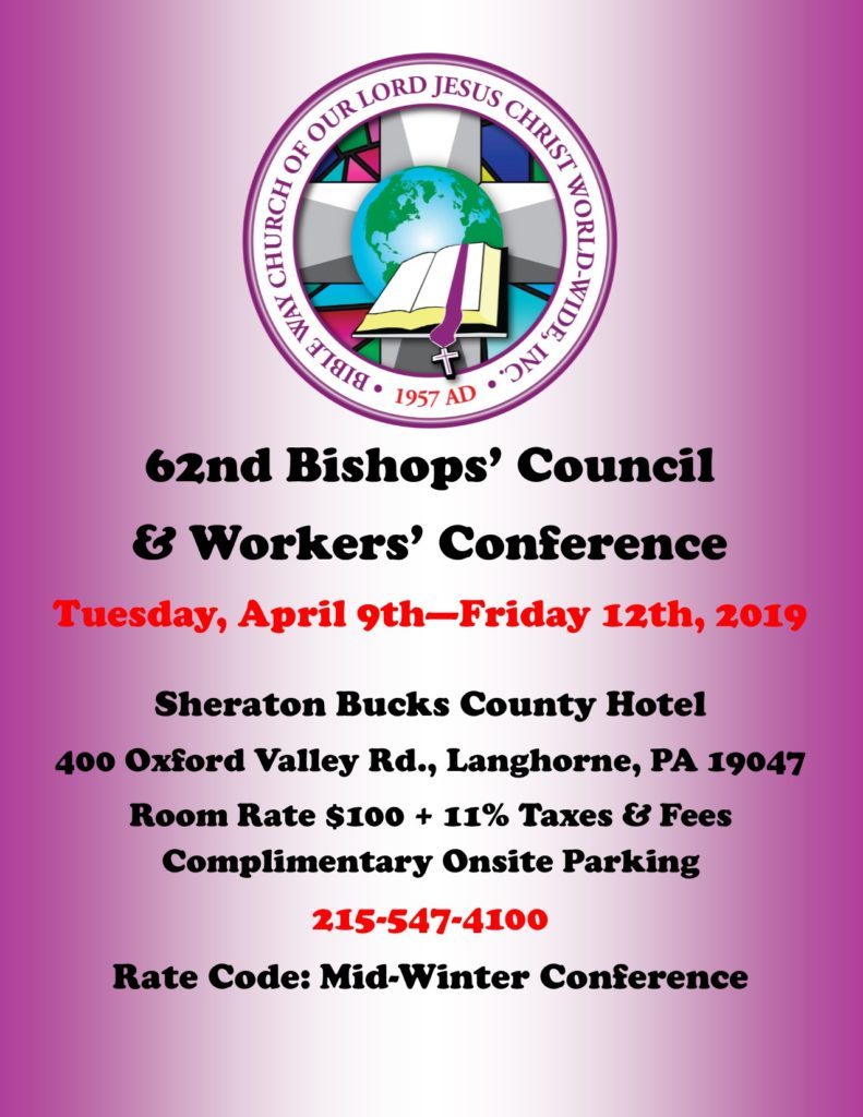62nd Workers Conference_Flyer