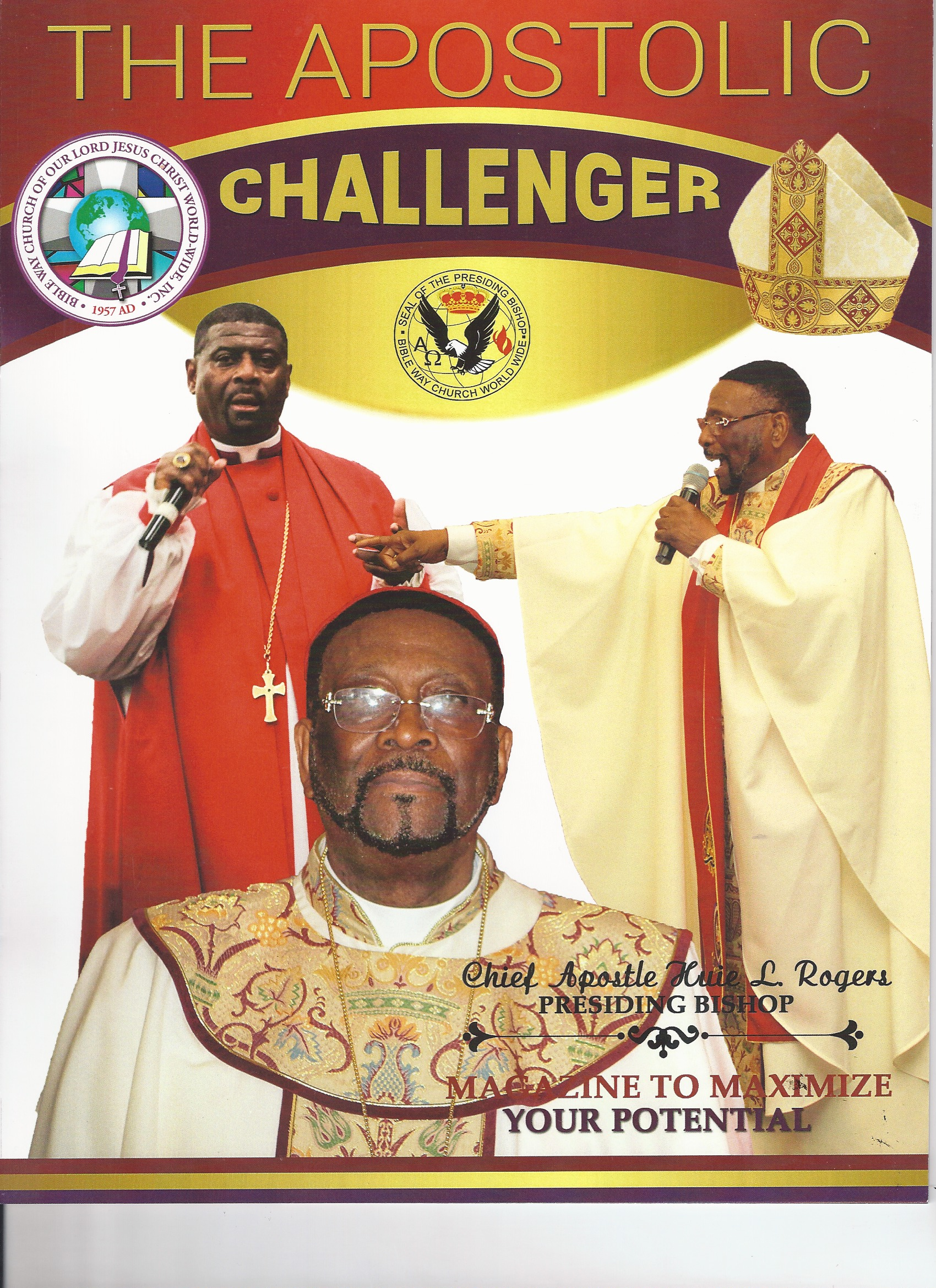 The Apostolic Challenger