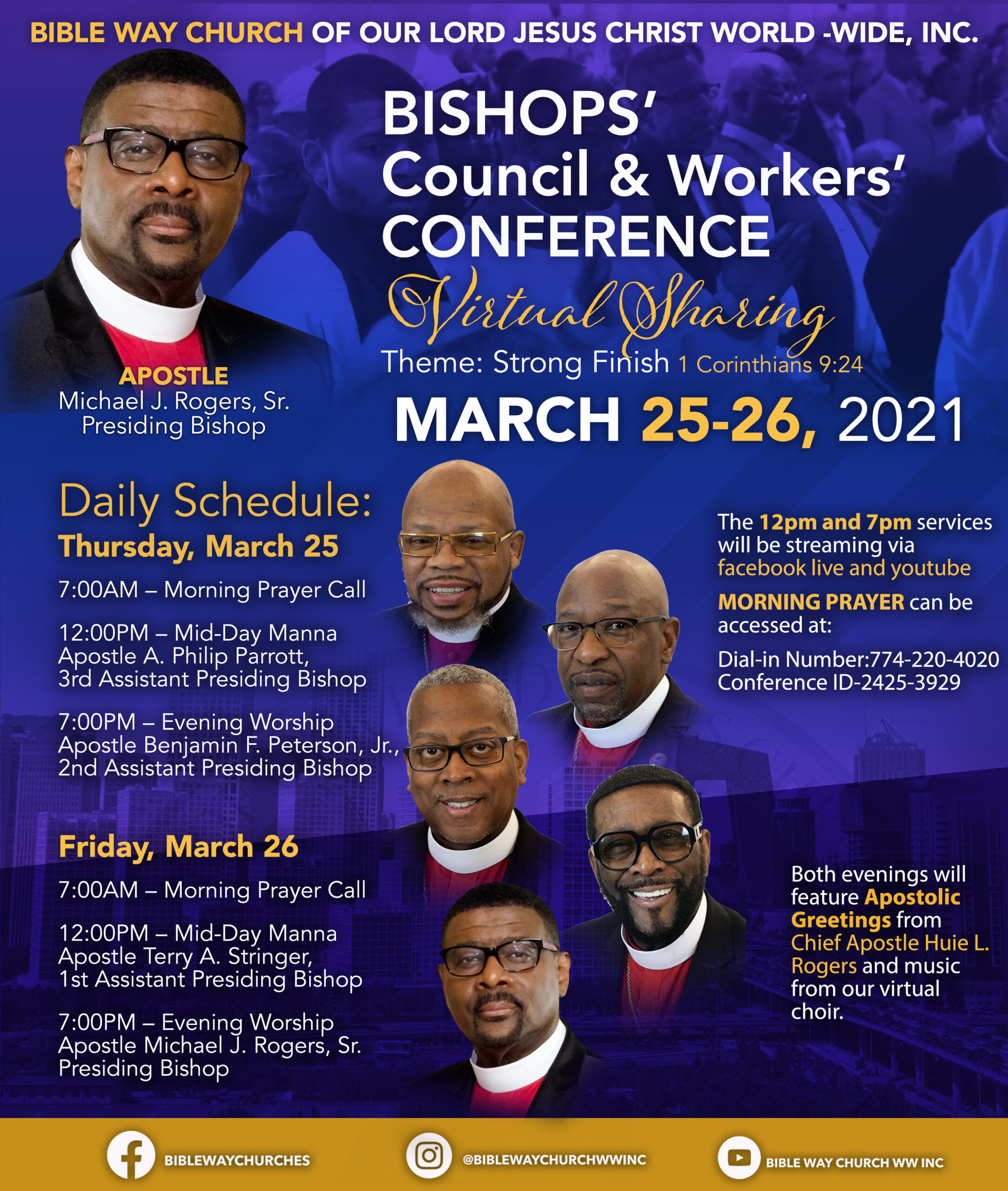 Workers ConferenceFlyer